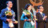 Übergabe des nationalen und internationalen Qualitätspreises Asien-Pazifik 2018
