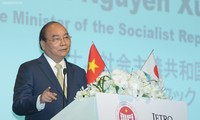 Premierminister Nguyen Xuan Phuc fördert hochqualitative Direktauslandsinvestitionen aus Japan