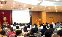 Seminar über Industriedesign- und Markenschutz für Unternehmen in Hanoi
