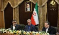 Iran behält die Stornierung der Verpflichtungen von JCPOA vor