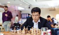 Schachspieler Le Quang Liem wird Meister von World Open 2019