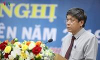"""Freie Mitarbeiter helfen dem Radiosender """"Stimme Vietnams"""""""