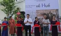 Kunstausstellung im Kunstzentrum Diem Phung Thi in Hue