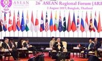 26. ASEAN-Regionalforum eröffnet