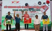 3. Internationaler Taekwondo-Wettbewerb Hong Bang Open abgeschlossen
