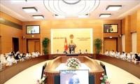 36. Sitzung des Ständigen Parlamentsausschusses eröffnet