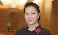 Parlamentspräsidentin Nguyen Thi Kim Ngan wird an 40. AIPA teilnehmen und Thailand besuchen