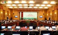 Seminar über Bodenverwaltung und -nutzung der Land- und Forstwirtschaftsfirmen