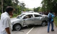 Thailand memperkuat menjaga keamanan di ujung Selatan