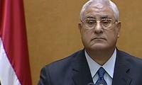 Situasi Mesir setelah Adli Mansour dilantik menjadi Presiden sementara