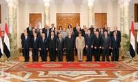 Kabinet sementara Mesir dilantik