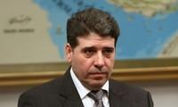Wael Al Halaqi diangkat kembali menjadi PM Suriah