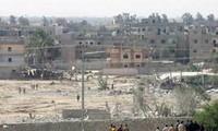 Mesir terus memperluas daerah penyangga keamanan yang berbatasan dengan Jalur Gaza