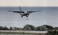 Perancis melakukan kembali pencarian kepingan pesawat terbang MH370 di pulau Reunion