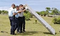 Menghentikan aktivitas pencarian kepingan pesawat terbang MH370 di pulau Reunion