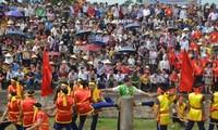 Ritual dan permainan tarik-tarikan tali resmi diakui sebagai Pusaka Budaya Dunia