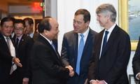 PM Vietnam, Nguyen Xuan Phuc ingin AS menjadi mitra dagang terbesar bagi Vietnam