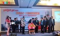 Maskapai penerbangan Vietjet Vietnam resmi membuka lini penerbangan Ho Chi Minh – Jakarta