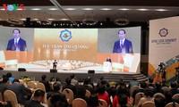 CEO Summit 2017 membahas topik-topik untuk mendorong pertumbuhan global