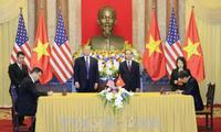 Pernyataan bersama AS dan Vietnam