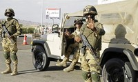 Parlemen Mesir mengesahkan satu RUU mengenai pembebasan dari tuntutan terhadap pejabat militer senior