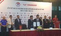 Badan usaha berjalan seperjalanan dengan tim sepak bola nasional Viet Nam