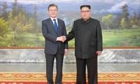 Media RDRK menekankan makna dari pernyataan mengakhiri perang Korea
