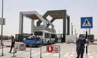Mesir membuka koridor perbatasan Rafah dengan Jalur Gaza sehubungan dengan ibadah Haji