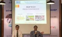 Melakukan konektivitas dan komersialisasi produk teknologi tinggi melalui konferensi-konferensi internasional