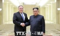 Presiden AS membatalkan rencana kunjungan Menlu Mike Pompeo ke RDRK