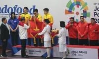 Asian Games 2018: Pencak Silat Viet Nam meraih lagi dua medali perak