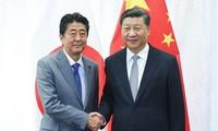 Tiongkok dan Jepang sepakat memperbaiki hubungan bilateral