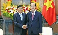Laos mengumumkan acara belasungkawa nasional untuk mengenangkan Presiden Viet Nam, Tran Dai Quang, dari 26-27/9