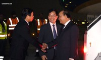 PM Viet Nam, Nguyen Xuan Phuc datang ke New York untuk menghadiri sidang perdebatan umum MU PBB
