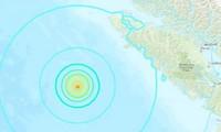 Gempa bumi kuat mengguncangkan Kanada paling barat