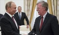 Rusia dan Jerman memperingatkan akibat  dari penarikan AS dari Traktat pengontrolan senjata