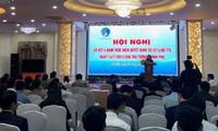 """Konferensi evaluasi sementara lima tahun melaksanakan Proyek """"Memperkuat kerjasama internasional untuk membantu mengembangkan sosial-ekonomi di daerah pemukiman warga etnis minoritas"""""""