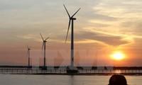 Mengembangkan listrik tenaga bayu di Provinsi Bac Lieu dan potensi listrik tenaga bayu di Viet Nam