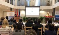 Viet Nam menghadiri konferensi meja bundar ke-8 tentang perubahan iklim dan keamanan