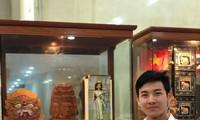 Teladan tentang upaya dari seorang siswa Kamboja dalam mengatasi kesulitan