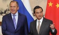 Tiongkok berseru kepada Rusia supaya memperkuat kerjasama strategis dan komprehensif
