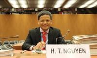 Komisi Hukum Internasional menilai tinggi banyak hasil praktek yang dicapai Vietnam