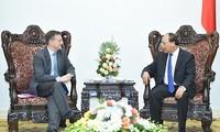 PM Nguyen Xuan Phuc menerima Dubes Republik Perancis