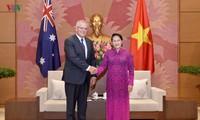 Vietnam-Australia memperkuat hubungan kerjasama di banyak bidang