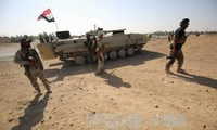 Iraqi forces advance on Mosul