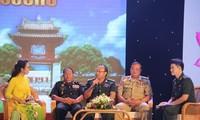 Vietnam-Cambodia border exchange program
