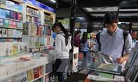 Ho Chi Minh prepares for spring book street