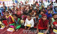 Empower girls before, during and after crises