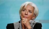 """IMF chief warns of """"dark world future"""""""