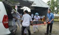 APEC 2017: Da Nang conducts emergency response drill